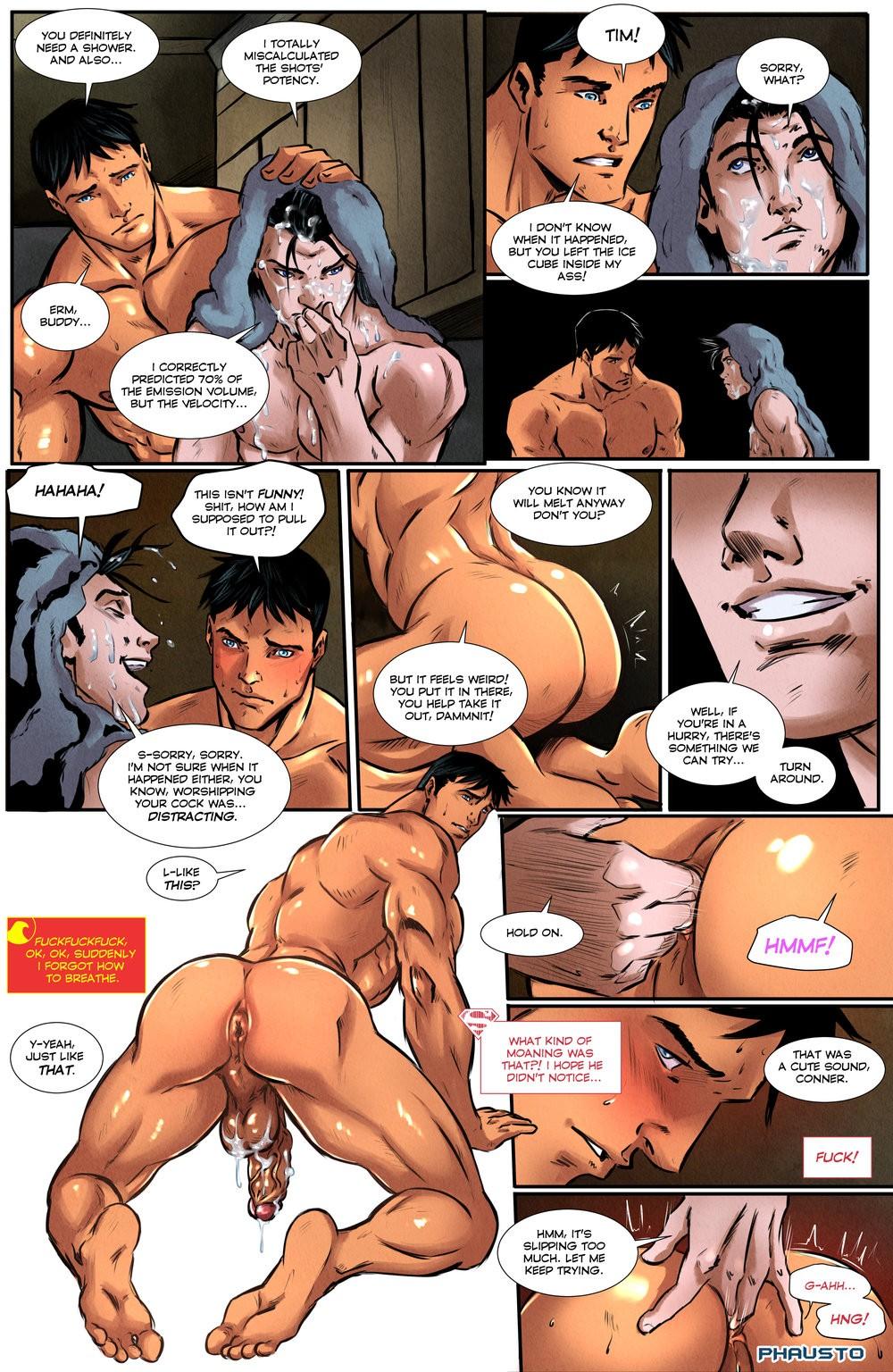 Мое Белое Облако Порно Геи Комикс