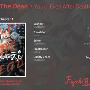 Gay Manga - BL of the Dead [Eng] – Gay Manga