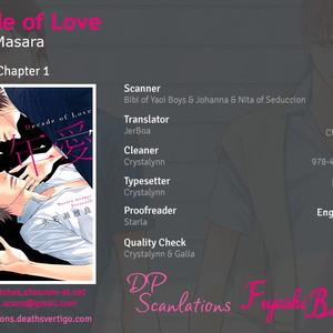 Gay Manga - [MINASE Masara] Juunen Ai – Decade of Love [Eng] – Gay Manga