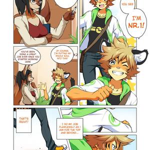 Gay Manga - [Powfooo] No Pain No Gain [Eng] – Gay Manga