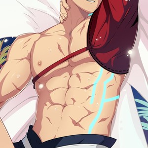Gay Manga - [Mazjojo] February 2017 rewards – Gay Manga