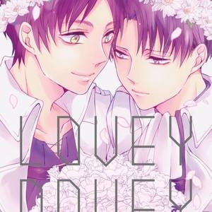 Gay Manga - [MYM] Lovey Dovey – Attack on titan dj [JP] – Gay Manga