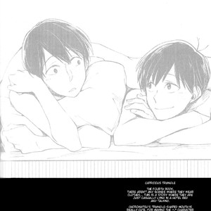 Gay Manga - [Komiyato] Capricious Triangle – Osomatsu-san dj [Eng] – Gay Manga
