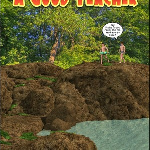Gay Manga - [Roger Dusky] A Good Teacher [Eng] – Gay Manga