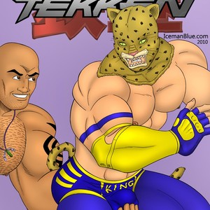 Gay Manga - [Iceman Blue] Tekken [Eng] – Gay Manga