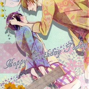 Gay Manga - [B-river] Free! dj – Happy Birthday Today [JP] – Gay Manga