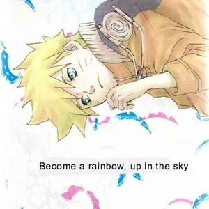 Gay Manga - [ODA Kanan, Harry Yoshino] Become a rainbow, up in the sky – Naruto dj [Eng] – Gay Manga