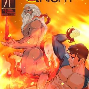 Gay Manga - [Sunny Victor] Naked Knight #3 [Eng] – Gay Manga