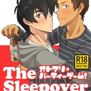Gay Manga - [halleseed] The sleepover game – Voltron Legendary Defenders dj [Eng] – Gay Manga